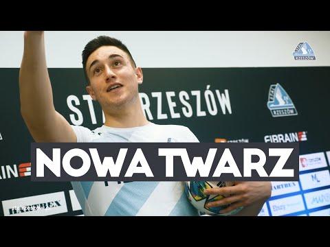 WIDEO: Dylan Collard zawodnikiem Stali Rzeszów