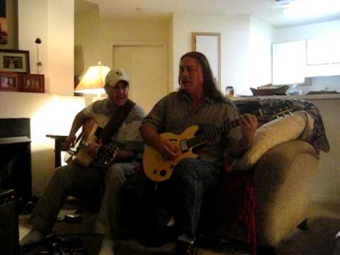 Steven Ingram sings Guitars Cadillacs .AVI