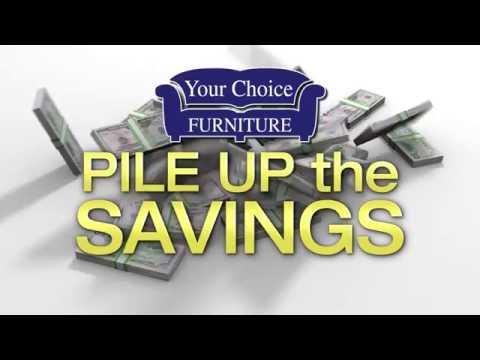 Pile Up the Savings - TV