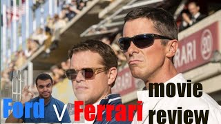 Ford V Ferrari : Movie Review