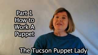 Part 1 - How to Use a Puppet