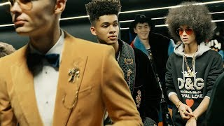 Dolce&Gabbana Fall Winter 2018/19 Men's Fashion Show Backstage