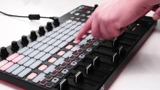 Akai Professional APC40 mkII - Video