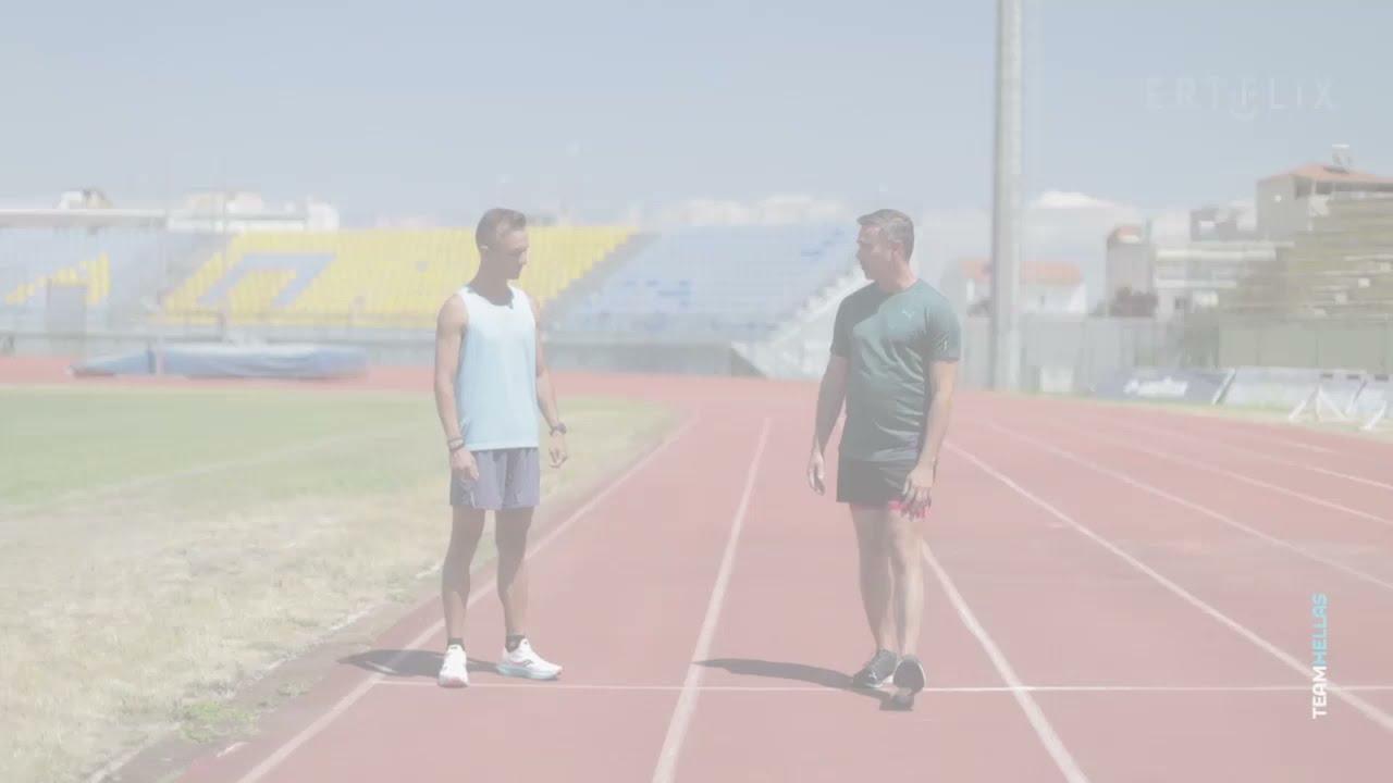Ο Α.Παπαμιχαήλ και ο Γ.Καπουτζίδης «βαδίζουν» μαζί  | 01/07/2021 | ΕΡΤ