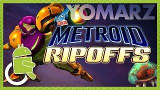 Metroid Ripoffs - Immobile - Yomarz