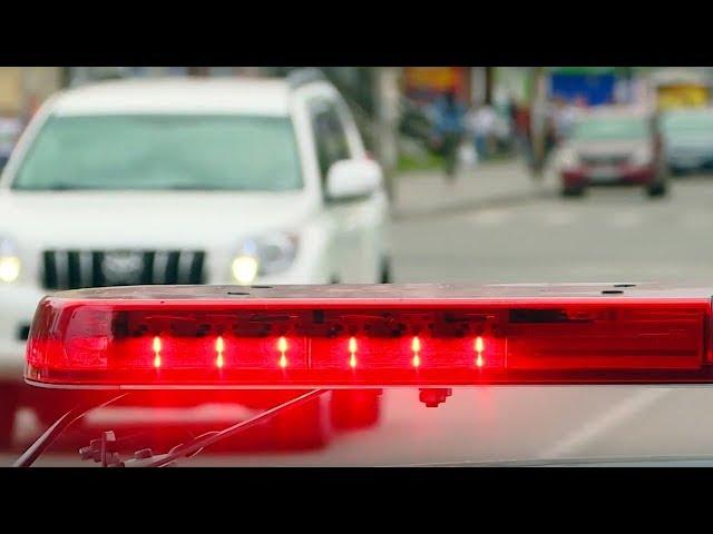 Каждые три минуты в Ангарске нарушаются ПДД