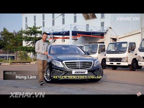 [XEHAY.VN] Đánh giá xe Mercedes-AMG S65 giá 12,8 tỷ tại VN