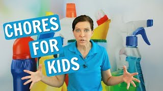 Chores - How to Get Kids To Do Chores