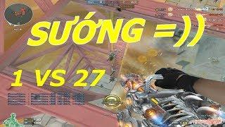 Win Chế Độ Pakour Zombie Với 6 Nòng VIP - Tiền Zombie V4