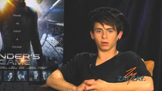 Moises Arias - Ender's Game - ZayZayCom