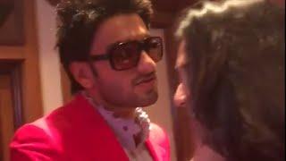 Ranvir Singh Kissed Reporter in Public