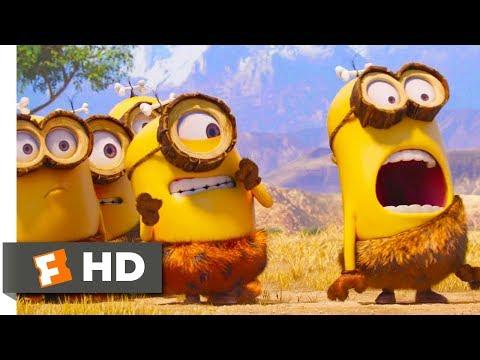 Minions - The History Of The Minions Scene | Fandango Family
