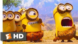 Minions - The History Of The Minions Scene | Fandango Family