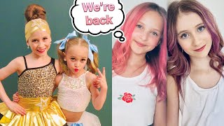 Lilly K and Elliana REUNITED! Last to Fall Asleep wins $10,000 Challenge! The LLIANAS are BACK!
