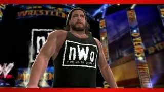 WWE 2K14 Entrances & Finishers Videos: The Giant (NWO)