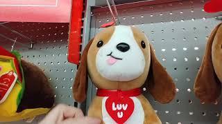 Valentine's Day Singing Dog - Walmart 2020