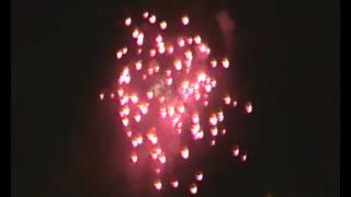 preview picture of video 'fuochi pirotecnici BELLONA'