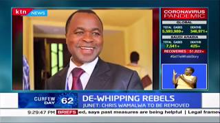 De-whipping Rebels: NASA to hold party group meeting to discuss party leadership