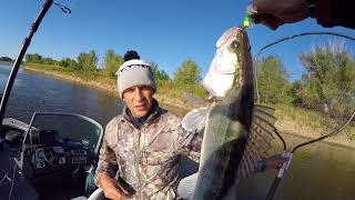 Рыбалка на реке волга астраханская область