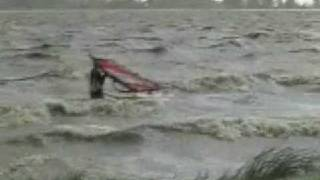 preview picture of video 'Windsurf Chascomus'