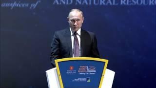 Владимир Путин УДИВИЛ МИР В ТУРЦИИ! Последнее 2016