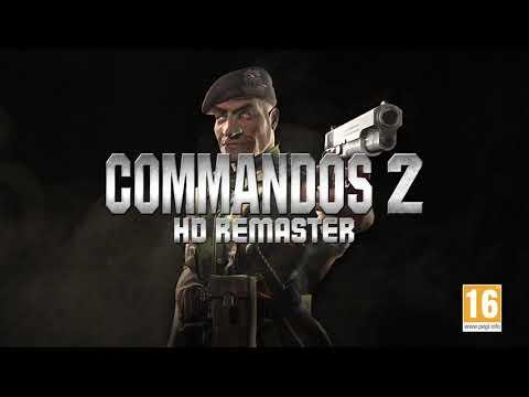 Commandos 2 - HD Remaster Switch Trailer