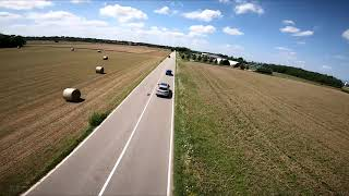 FPV Car Chase 01 - Naxgul 5