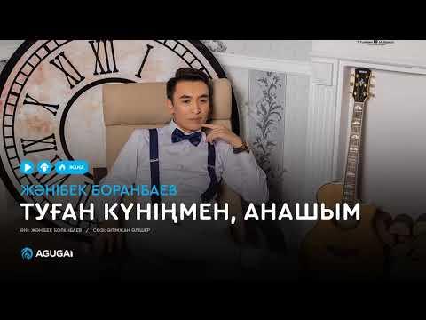 Жәнібек Боранбаев - Туған күніңмен, Анашым (аудио)