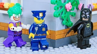 Lego Prison Break: Joker Prison Break