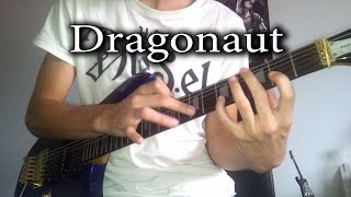Judas Priest - Dragonaut with Solo and Tapping Guitar Cover with Tab [HD]