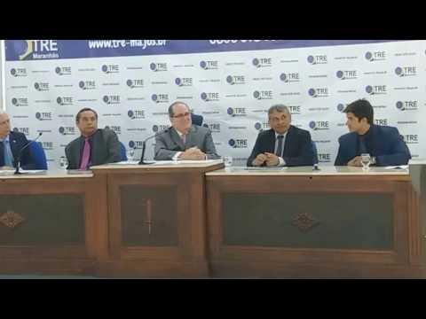TRE-MA - Diálogo com a Imprensa sobre as Eleições 2018