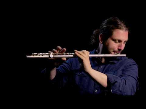 """Flute (""""Adagio"""" from Ferling etudes)"""