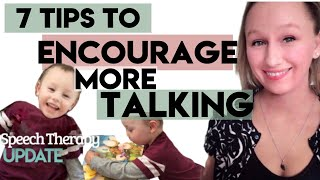 At Home Tips for Helping a Toddler with Speech Delay | Speech Therapy Update