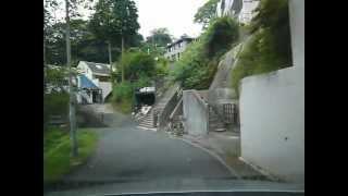 横須賀・のの字坂