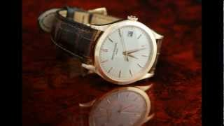 Patek Philippe 5296 Calatrava - Paul Pluta Prestige Watch Review Special