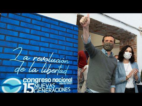 Pablo Casado inaugura el XV Congreso Nacional de N...