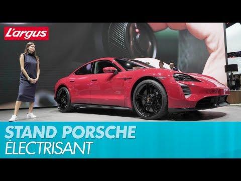 Aperçu d'une vidéo de l'article Top Porsche au salon de Francfort