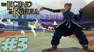 Avatar: The Legend Of Korra Game Walkthrough Part 3