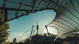 Olympiapark Munich - Autumn 2017