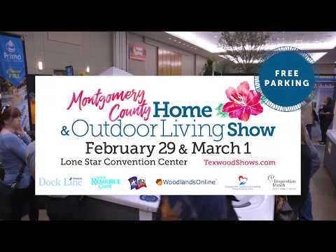 Montgomery County Home & Outdoor Living Show - February 29 & March 1