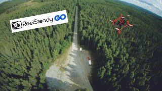 Reelsteady GO Test | FPV Gopro Hero 6