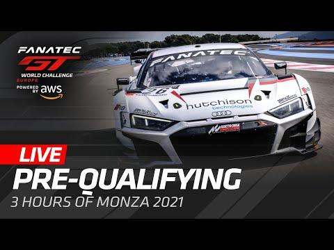 ブランパンGT 2021 モンツァ 予選動画