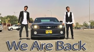 WE ARE BACK !!!