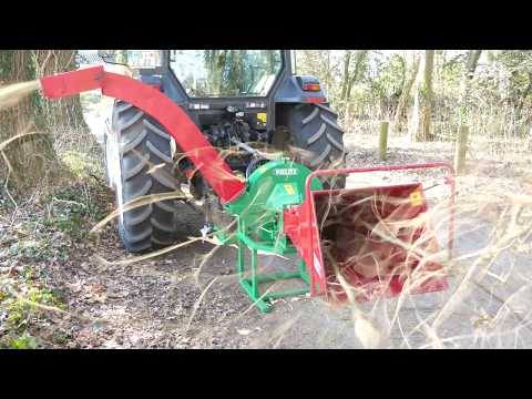 Wood chipper GH 100 Z Produktivdeo