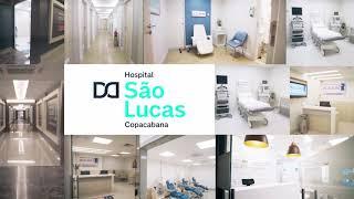 Centro Médico do Hospital São Lucas, na Gávea