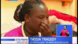 Tassia catholic church hosts survivors as Tassia tragedy search ends