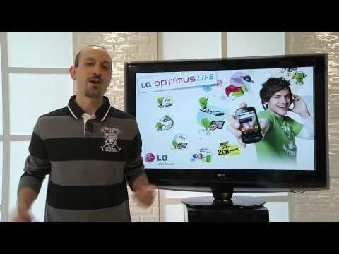 Video recensione LG Optimus Life