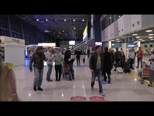 Иркутский аэропорт включили в число пунктов для въезда в РФ по электронной визе