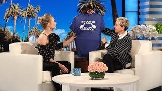 Kristen Bell's Sweet 60th Birthday Present for Ellen