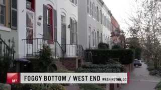 preview picture of video 'Foggy Bottom / West End - Washington, DC'